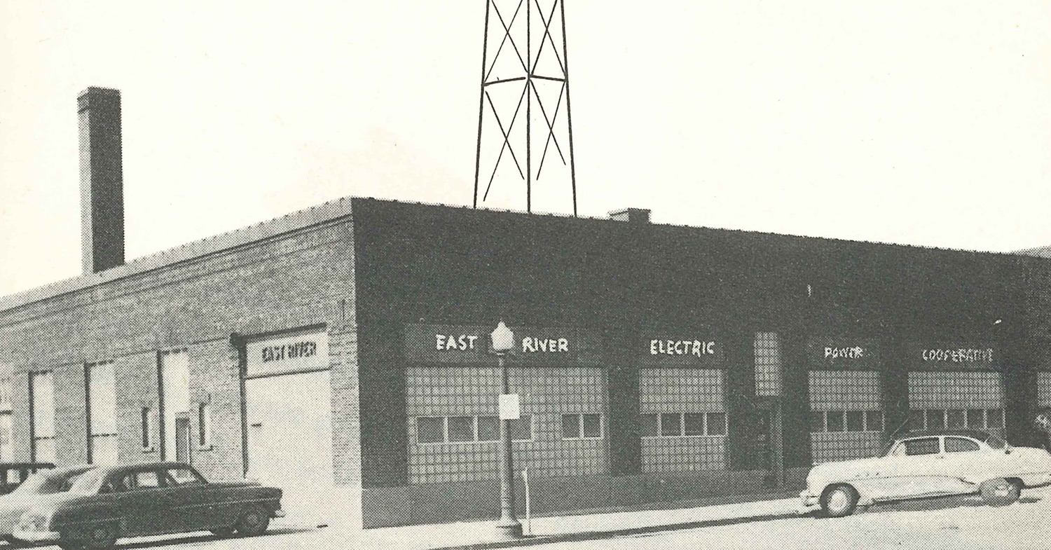 History East River Electric
