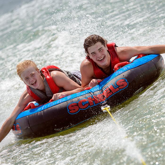 Lake Madison Tubers