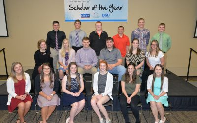 Scholar of the Year Banquet Held in Madison